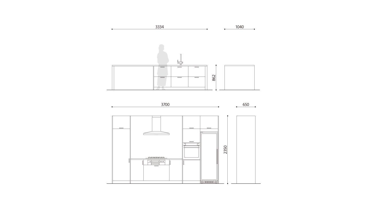 Kitchen Plan 04