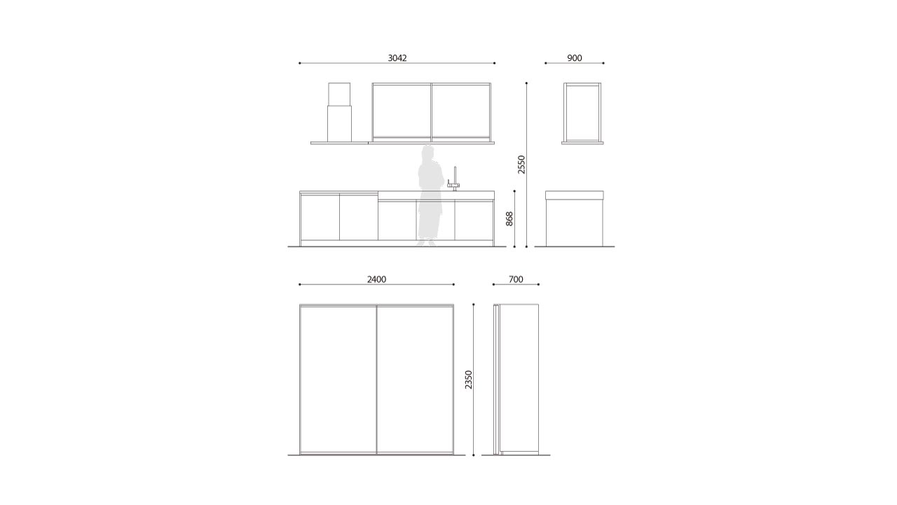 Kitchen Plan 06