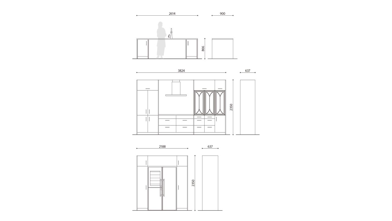Kitchen Plan 07