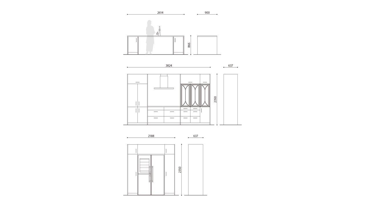 Kitchen Plan 07