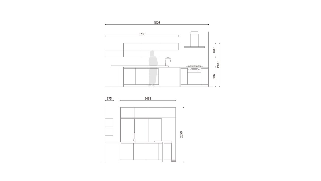 Kitchen Plan 10