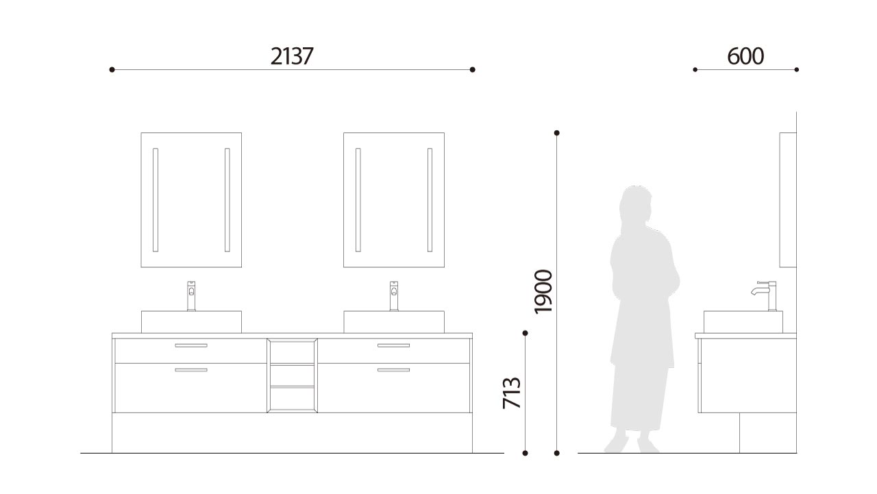 Washbasin Plan 01