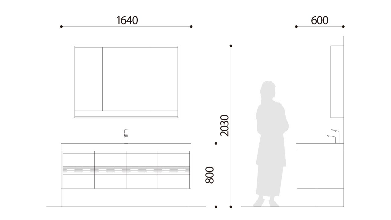 Washbasin Plan 03