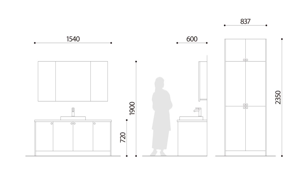 Washbasin Plan 04